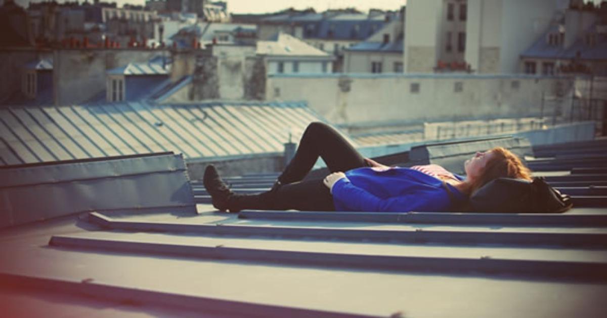 Célèbre Tout ce qu'on peut faire sur un toit à Paris - Insolite - My  DE03