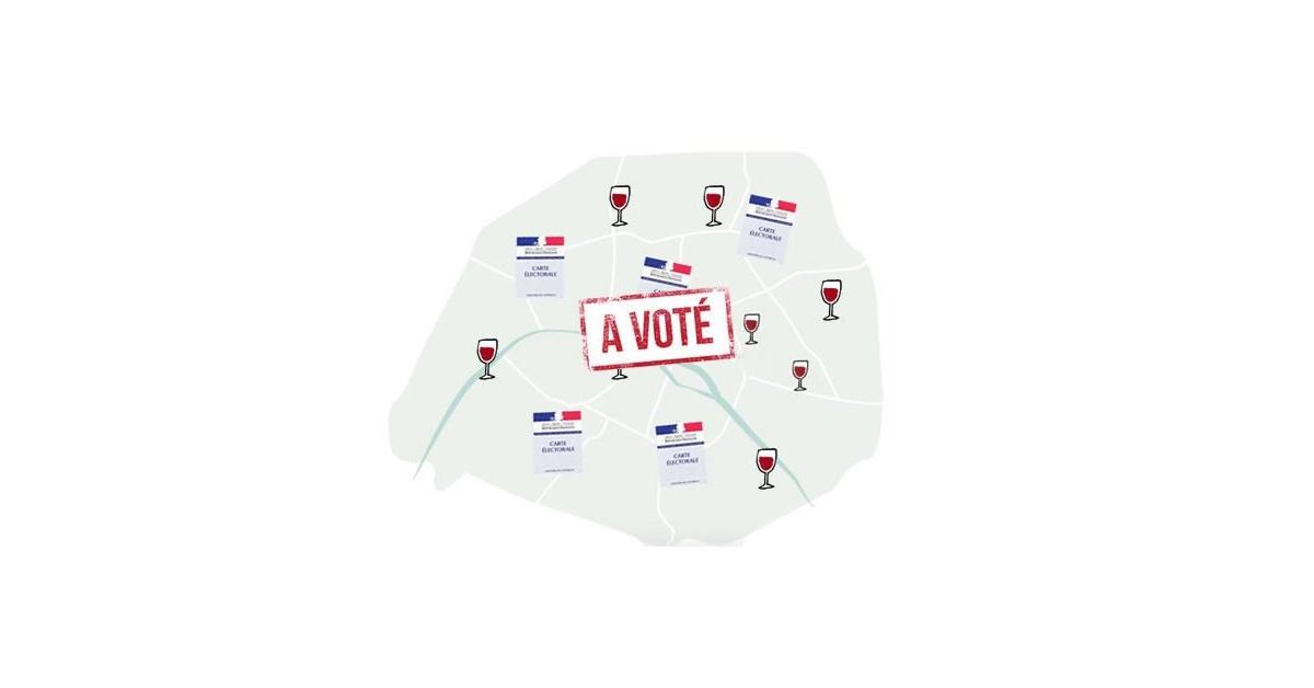 """Apéro des """"a voté"""""""